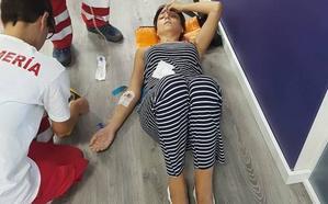 Catorce personas atendidas por el calor en el Ciutat de Vàlencia