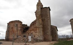 El Patrimonio burgalés en peligro XVI: Iglesia de San Miguel de Villahizán de Treviño