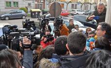 La jueza ve «claros indicios de culpabilidad» en los exjugadores de la Arandina acusados de abusar de una menor