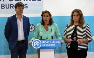El PP pide que Fomento se reúna con 'Bureba es futuro' para debatir sobre el Ave