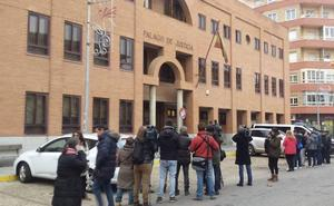 La defensa de los exjugadores de la Arandina pide el archivo del caso
