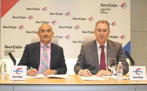 Ibercaja y FAE renuevan su colaboración para la promoción empresarial