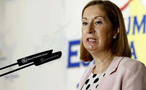 El PSOE acusa a la presidenta del Congreso de inventar amenazas contra ella