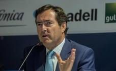 Garamendi: «Los empresarios necesitamos estabilidad»