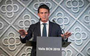 'Barcelona capital europea', la marca de Valls para optar a la alcaldía