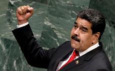 Maduro vende el antiimperialismo en Harlem