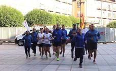 La Carrera por la Paz llega a Burgos