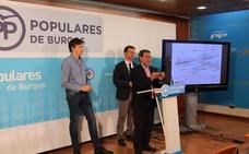 El PP propone una nueva salida de la futura A-1 hacia Monasterio de Rodilla