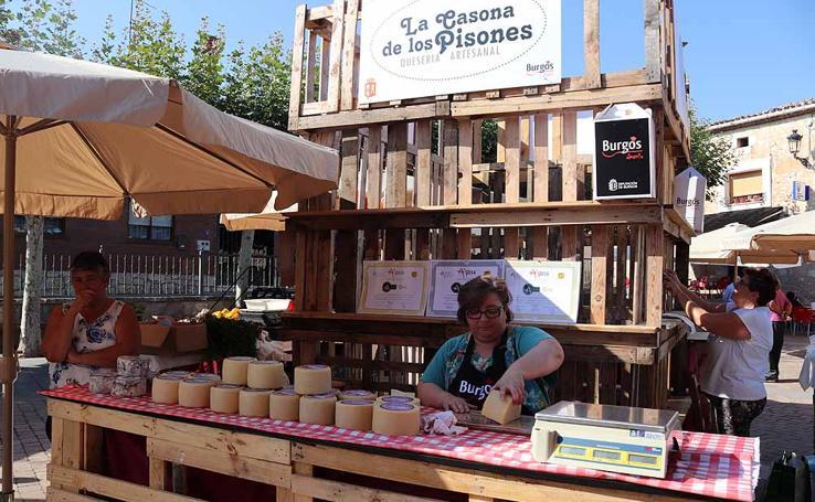 Burgos Alimenta en el Día de la Provincia de Arcos de la Llana