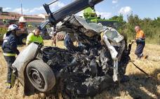 Burgos cierra septiembre con 8 fallecidos en carretera en verano, un «suelo» difícil de taladrar