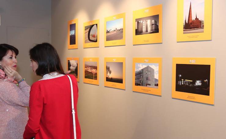 La Asociación de Empresarios del Polígono de Villalonquéjar inaugura en CajaCírculo su exposición conmemorativa