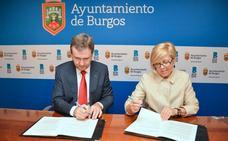 El Ayuntamiento aporta 100.000 euros para el nuevo centro de atención integral de Parkinson Burgos