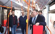 Berzosa, satisfecho con la respuesta al proyecto de modificación de las líneas de autobús