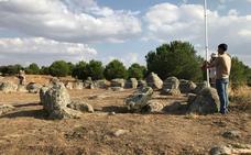 Investigan el hallazgo de un crómlech en un pueblo de Toledo