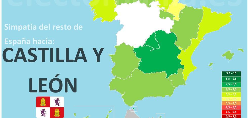¿Cuánto quieren el resto de comunidades a Castilla y León?