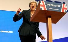 May baila al son del 'Brexit'
