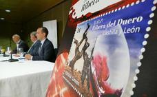 Correos presenta en Roa un sello dedicado a la DO Ribera del Duero