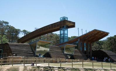 La Casa de la Madera de Revenga cumple 10 años con luces y sombras