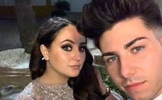 Rocío Flores presenta a su novio en sociedad
