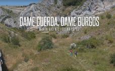 Promocionando Burgos a través de la escalada