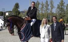 El mundo de los saltos a caballo pone sus ojos en Barcelona