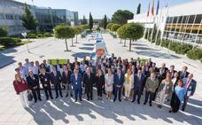 La farmacéutica GSK, ejemplo de inversión extranjera de «éxito» en Castilla y León, según Herrera