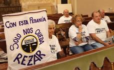 Los vecinos de La Hidesilla continúan con las protestas por la dejadez de sus calles