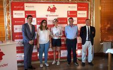 Mireia Prat se hace con el triunfo en el Santander Golf Tour de Lerma