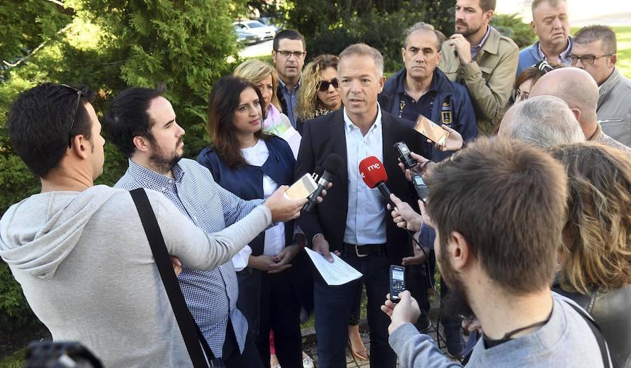 Ander Gil: El Gobierno agotará la legislatura aunque no apruebe los presupuestos