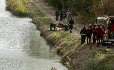 Hallado en Cigales el cadáver de un hombre desaparecido cuando pescaba cangrejos en el Canal de Castilla