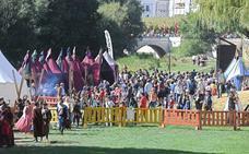 Las calles de Burgos vuelven al medievo con la celebración del X Fin de Semana Cidiano