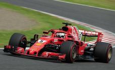 Ferrari se habitúa al ridículo permanente
