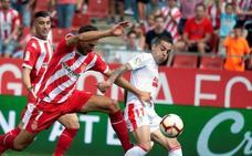 El Eibar supera al Girona en un partido loco