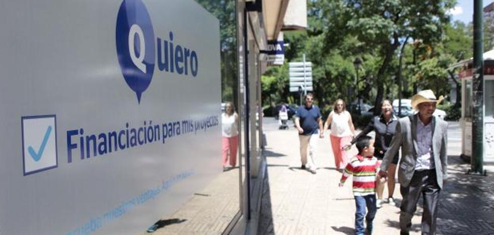 El crédito cae en Castilla y León hasta mínimos nunca vistos