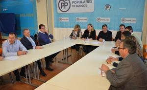 El PP comienza a «engrasar la maquinaria» electoral