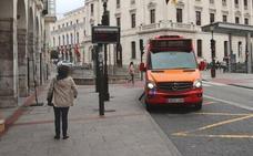Cs solicitará a Berzosa las conclusiones del PMUS antes de abordar el cambio del mapa de autobuses