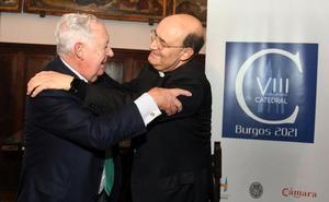 La Fundación Caja Rural Burgos aporta 8.000 euros para los actos del VIII Centenario de la Catedral