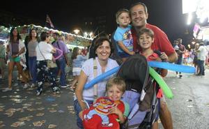 Casi la mitad de las familias numerosas españolas llegan justas a fin de mes