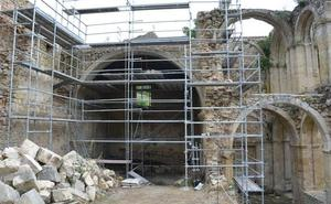 Salvemos Rioseco logra 44.000 euros para restaurar la cilla del monasterio