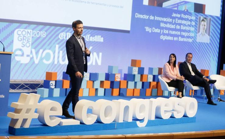Congreso E-volución: El Big Data y los nuevos negocios de la era digital