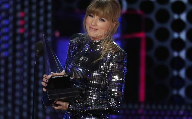 Taylor Swift. /Reuters