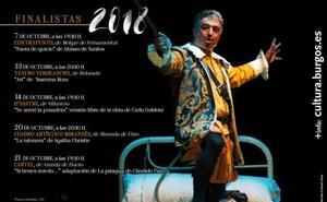 El Certamen Provincial de Teatro continúa este fin de semana con una sesión doble