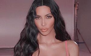 Kim Kardashian y su diminuto bikini