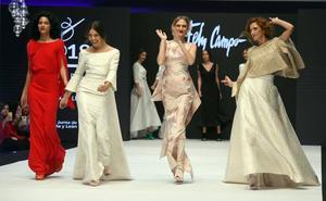 Los nuevos diseñadores protagonizan la última jornada de la Pasarela de la Moda