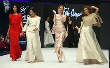 Última jornada de la Pasarela de la Moda de Castilla y León