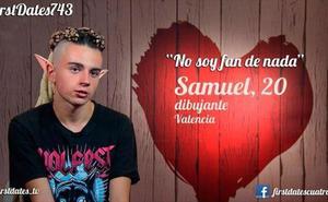 Un participante de 'First Dates' confunde Murcia con Andalucía