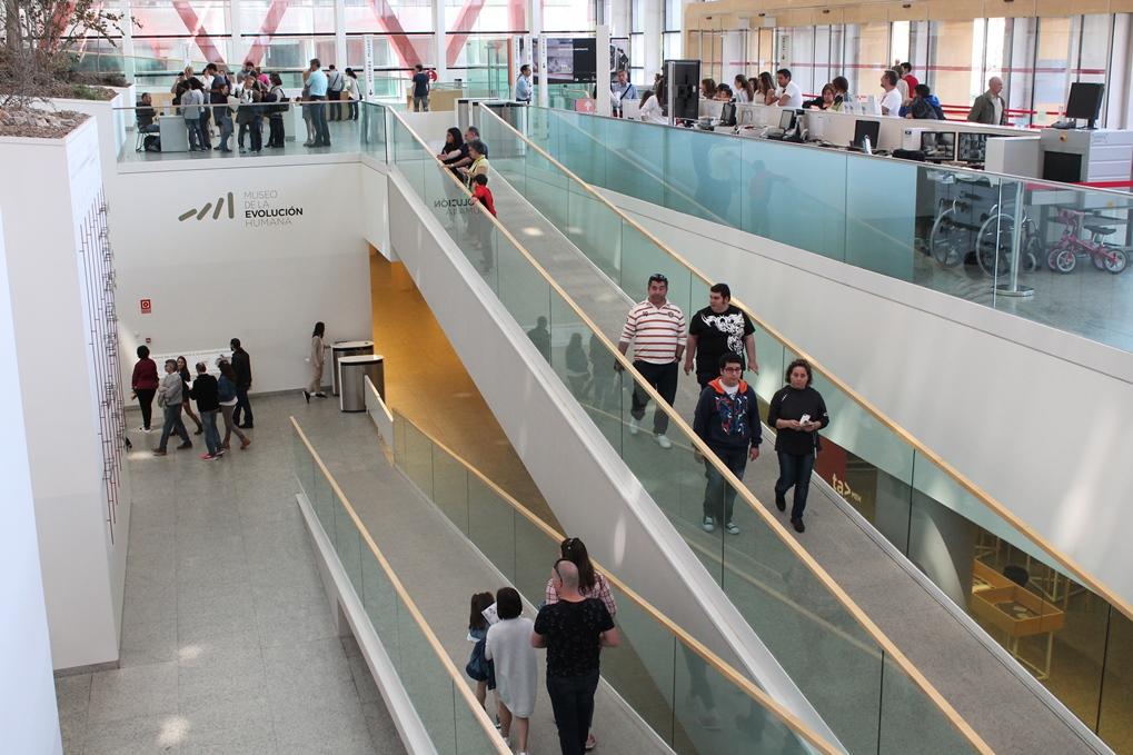 El Museo de la Evolución Humana abre gratis sus puertas este viernes