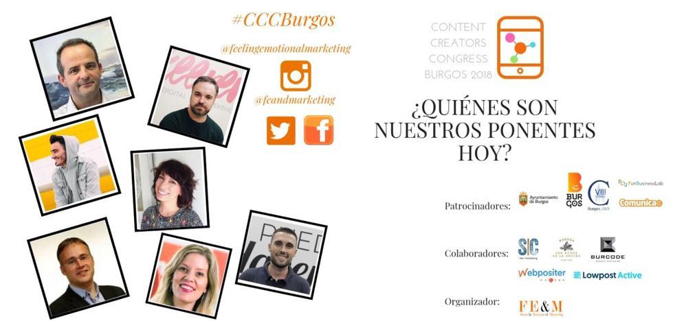 Burgos, epicentro de la creación de contenidos online
