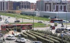 El PCAS solicita incorporar una parada de bus dentro del HUBU en el nuevo mapa de líneas