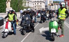 10 años rodando a ritmo de scooter clásica